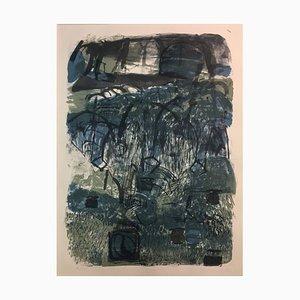 Katrin Kunert, Small Hermitage, 1993, Lithograph