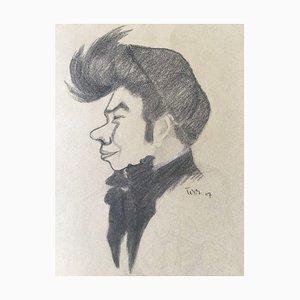 Willgerodt Werner, Braunschweig Marburg Arolsen, 07 Dirk van Clausen, 1885-1961