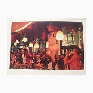 Mesa de bar Frankfurt, 2006, fotografía