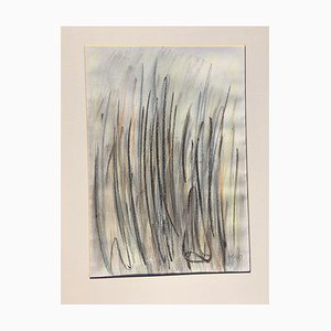 Marion Helmke, Abstract, Pastel