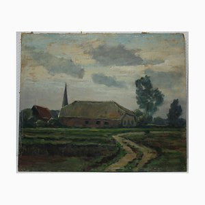 Franz Pauly-Hagen, 1883-1941, Landschaft Hagen
