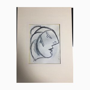 Pablo Picasso, 1881-1973, Sketch for the Guernica Reproduction