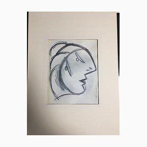 Pablo Picasso, 1881-1973, Skizze für die Guernica Reproduktion