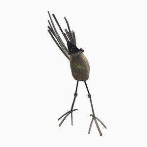 Garten Vogel Skulptur