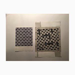 Anna Tretter, Impression lithographique, 1994