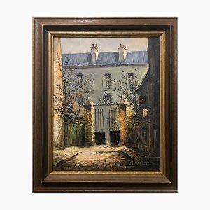 Ducollet Claude, Sunny Castle Entrance Gate