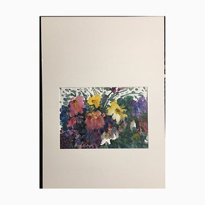 Kohler Hans 1922-2011, Flower Splendor July, 1987