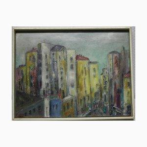 Celia Shanghai 1907-1995, Study on a Picture, Frankfurt 1960