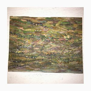 Schottenheim-H Ien Elisabeth, Composizione Paesaggio, Acquerello