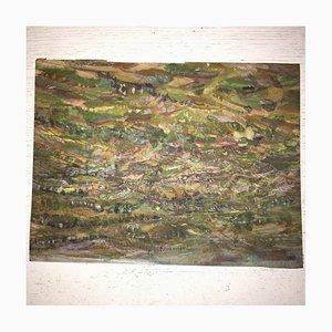 Schottenheim-H Ien Elisabeth, Komposition Landschaft, Aquarell