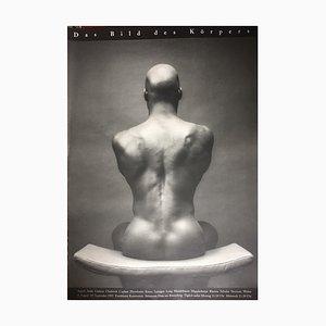 Das Bild des Körperplakats von Robert Ken Moody Mapplethorpe, 1983