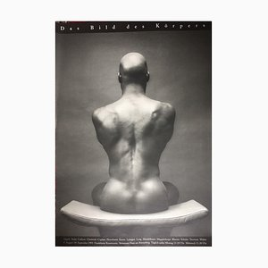 The Image of the Body Poster by Robert Ken Moody Mapplethorpe, 1983