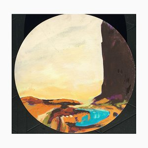 Martin Herradas, Bregenz Cliff, 2005, Acrylic