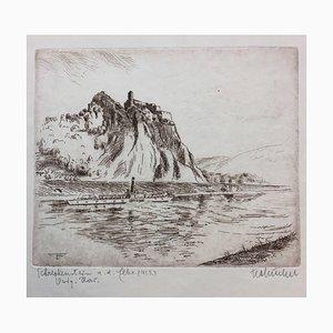Tschinkel Frantisek, 1876-1929, Dreadstone, attacco
