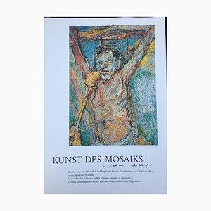 Kokoschka Oskar Poster, 1974