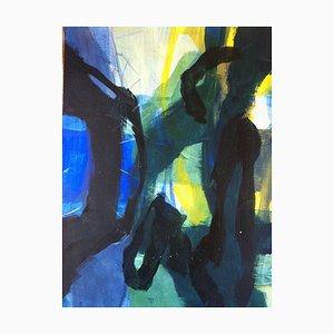 Jung In Kim, Abstract Color 16, 1996-1997, Acrylique sur papier