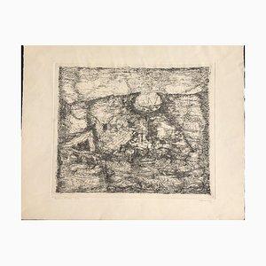 Paul Eliasberg, 1907-1983, Composición, Grabado