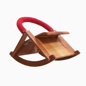 Smile Children's Rocking Chair by Luis Ramírez