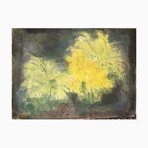Gemälde von Gelben Blumen