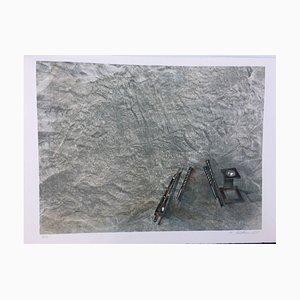 Lithographie Klaus Erichsen, 1942, Still Life