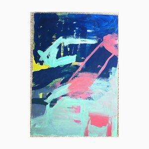 Jung In Kim, Abstract Color 2, 1996-1997, Acrylique sur papier