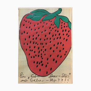 Carmen Berr, Strawberry, 1993-96