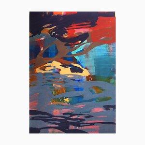 Jung In Kim, Abstract Color 6, 1996-1997, Acrylique sur papier