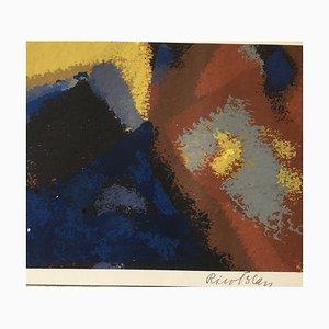Rico Blass, 1908-2002, Lithographies, Set de 3