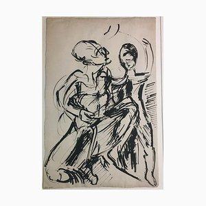 Ernst Krantz, 1889-1954, Couple de Berlin
