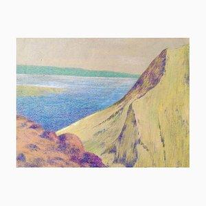 H. Findeisen, Mountain, Chalk
