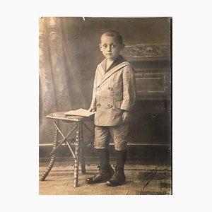 Samson & Co Young Sailor Photograph