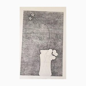 Flowers, Lithographie, 1972