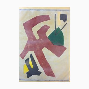 Lithographie Heinz Erl, 1917-2001