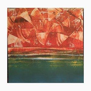 Theo Noll, 1968, Acrylic