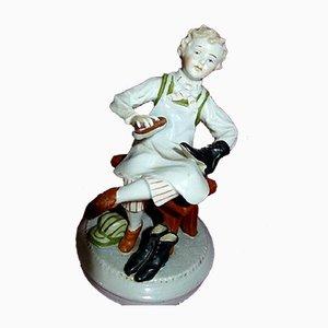 Porcelain Shoe Shiner
