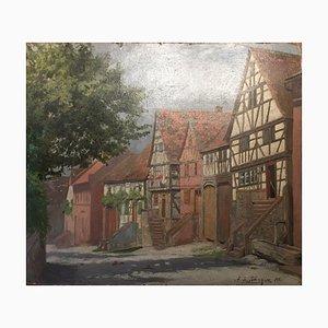 Andreas Bernhard Söhngen, 1901, Oil on Canvas