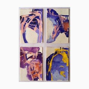 Jung In Kim, 1990s, Watercolor
