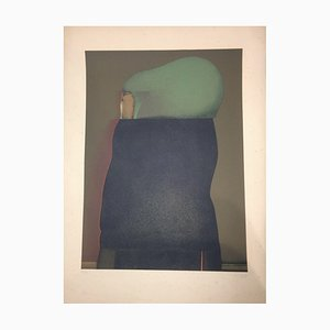 Hans Martin Erhardt, Green Head in Black Body