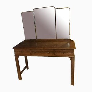 Vintage Art Deco Desk or Dressing Table