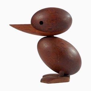 Vintage Teak Duck by Hans Bølling for Torben & Orskov, 1960s