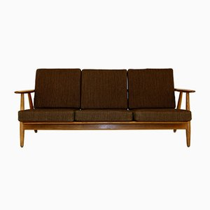 Ge-240 Sofa by Hans J. Wegner for Getama, 1960s