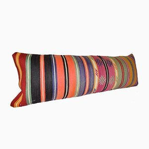 Extra Long Wool Kilim Cushion Cover