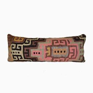 Vintage Turkish Kars Cushion Cover