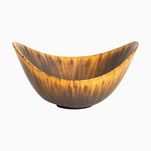 Ceramic Bowl by Gunnar Nylund, 1960s
