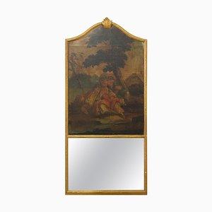 Französische Louis XVI Kinder Szene, spätes 18. Jahrhundert