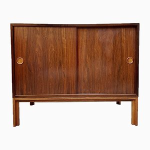 Mid-Century Danish Rosewood Cabinet Sideboard from FM Møbler