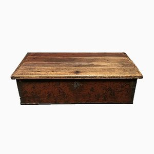19th Century Low Red Swedish Case