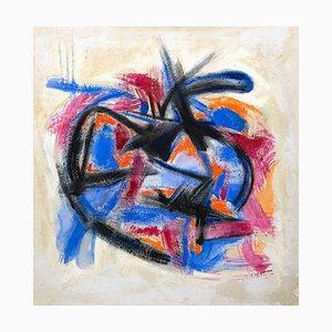 Giorgio Lo Fermo, A Heart, 2019, Oil on Canvas