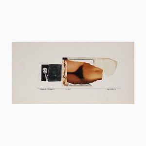 Sergio Barletta, Collage, 1974