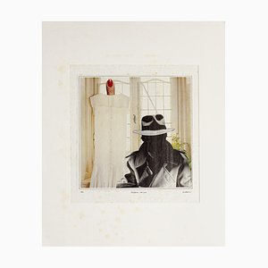 Sergio Barletta, Collage, 1982